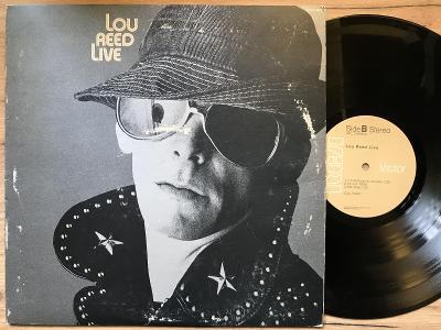 LOU REED Live USA EX 1975