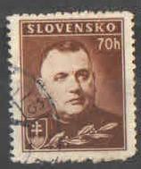 Slovensko - č.44  - J.Tiso