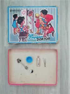Stará hra - doktor, německá