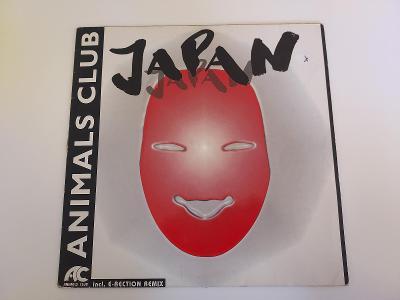 "Animal Club - Japan EP 12"" -výb. Stav- Germany 1995 LP"