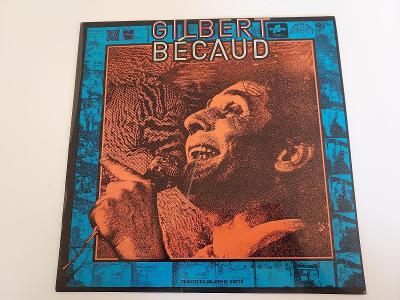 Gilbert Bécaud - Supraphon -špič. Stav- ČSSR 1975 LP
