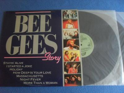 LP Bee Gees - Story 2 LP