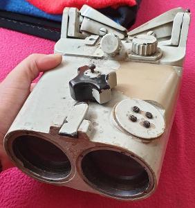 Válečný dalekohled ww2 nacistický blc 12x60 Flak č.10 na ND !