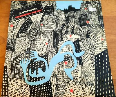 2LP- The Extempore Band (Mikoláš Chadima)- Velkoměsto1991Globus TOP S