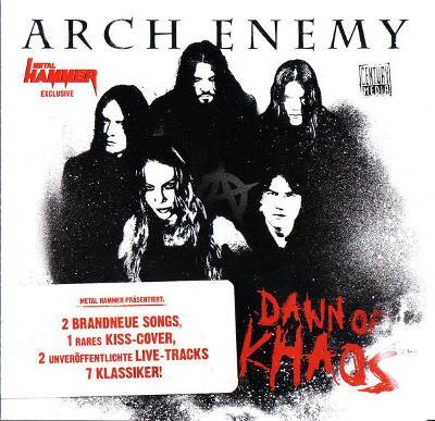 Arch Enemy - Dawn Of Khaos CD Promo Metal Hammer
