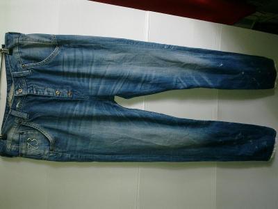 Dámské rifle s nízkým, sníženým sedem Pepe Jeans seventy three