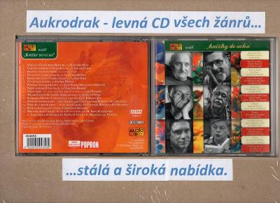 """CD/Audio Story  uvádí """"knížky do ucha"""""""