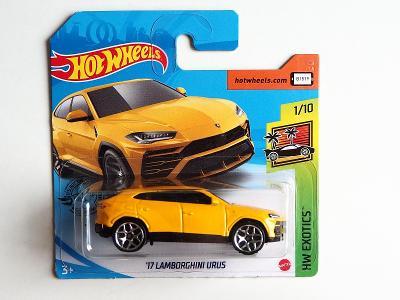 Lamborghini Urus Hot Wheels