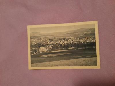 Pohlednice Chrastava,prošlé poštou