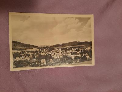 Pohlednice Hejnice v Jizerských horách,prošlé poštou