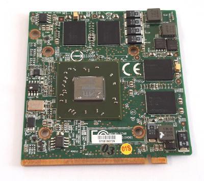 Grafická karta MS-1V081 z MSI GX710