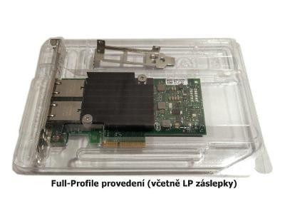 Síťová karta Intel X550-T2 2xRJ45 100Mb/1GbE/2.5Gb