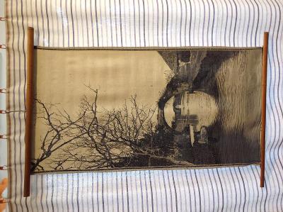 Textilie na zeď Orient