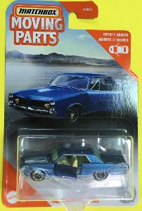 1964 Pontiac Grand Prix - Matchbox moving parts (MB4-10)