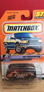 MATCHBOX 2000 ´´ VOLKSWAGEN TRANSPORTER ´´  #57