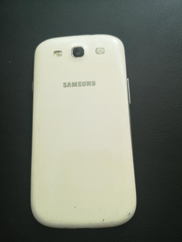Samsung Galaxy S3  - Mobilní telefony