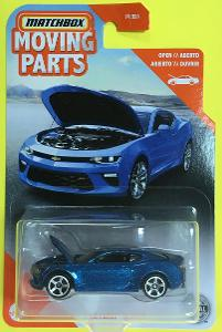2016 Chevy Camaro - Matchbox moving parts (MB4-14)