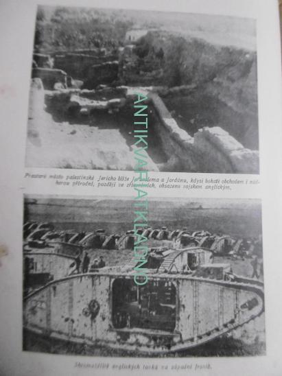 SVĚTOZOR, ROČ.18,  STARÝ ČASOPIS, FOTO 1. SVĚTOVÁ VÁLKA, LEGIE - Vojenské