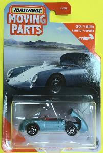 1955 Porsche 550 Spyder - Matchbox moving parts (MB5-2)