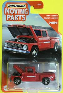 1963 Chevy C10 Pickup - Matchbox moving parts (MB5-3)