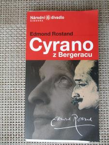 Rostand Edmond - Cyrano z Bergeracu Národní divadlo 31.10. a 1.11.2002