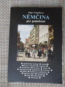 Vomáčková Olga - Němčina pro podnikání (1. vydání)