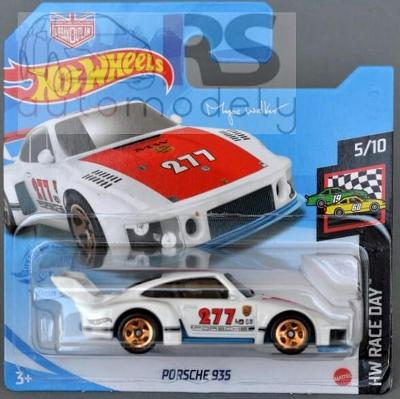 Hot Wheels Porsche 935 - poštovné v popise!