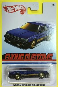 Nissan Skyline RS (KDR30) - Flying Customs - Hot Wheels (E27-10)