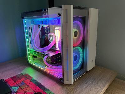 HERNÍ PC, Ryzen 5 3600, 16GB RAM, RX 580 8GB