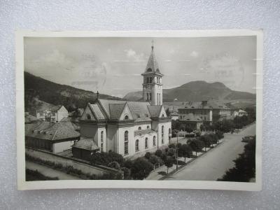 Ružomberok - Evanelický kostol
