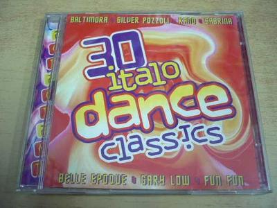 2 CD-SET: 30 ITALO DANCE CLASSICS
