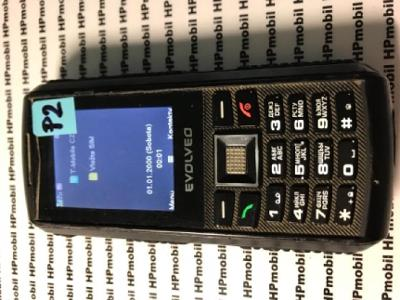 EVOLVEO Strong Phone X1 Black