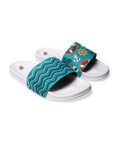 Nová pánská plážová obuv - pantofle  Good Mood vel. 43 + drobný dárek
