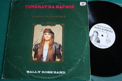 HANA HORECKÁ - Tenkrát na Západě - ČR´93 - top stav vinylu - RARITA!!!