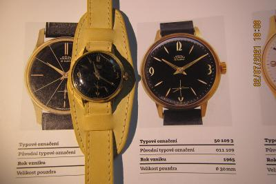 Prodám hodinky PRIM