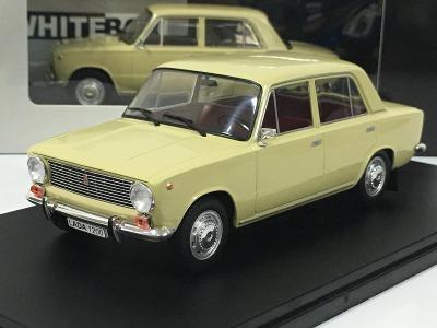 Lada 1200 - WhiteBox 1/24 - NOVINKA