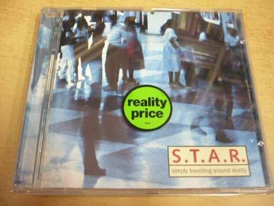 CD S.T.A.R. / simply traveling around reality