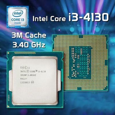 CPU intel CORE i3 4130, i3 4160, LGA 1150 4.generace HASWELL