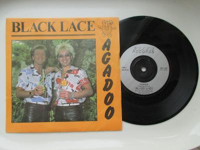 SP DESKA - BLACK LACE - AGADOO 1984