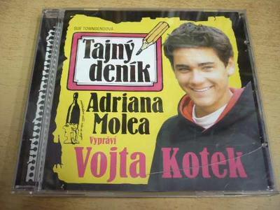 CD TOWNSEND - Tajný deník Adriana Molea (V.Kotek)