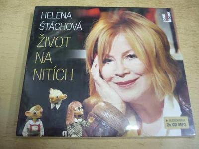 2 CD-SET: HELENA ŠTÁCHOVÁ / Život na nitích / NOVÉ