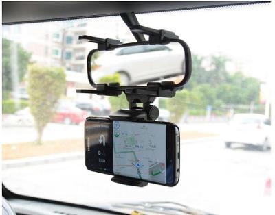 Držák na mobil do auta na zpětné zrcátko ( Nový )