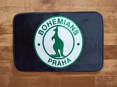 Koupelnová předložka BOHEMIANS PRAHA 60x40cm-SLAVIA,SPARTA,BANÍK