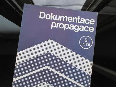 DOKUMENTACE PROPAGACE - REKLAMA, DESIGN - 5/1986