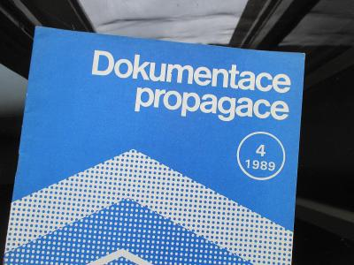 DOKUMENTACE PROPAGACE - REKLAMA, DESIGN - 4/1989