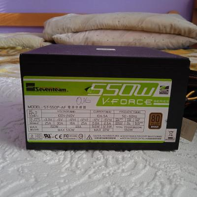 Zdroj V-force 550w+80 bronze