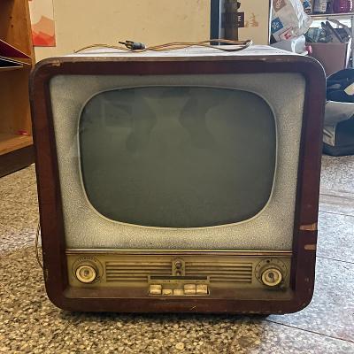 RETRO starožitná televize