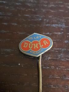 Odznak DUKLA PRAHA,  výroční 15 let