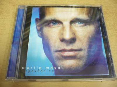 CD MARTIN MAXA / Zpovědnice