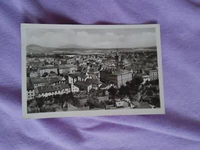 Pohlednice Litoměřice,prošlé poštou